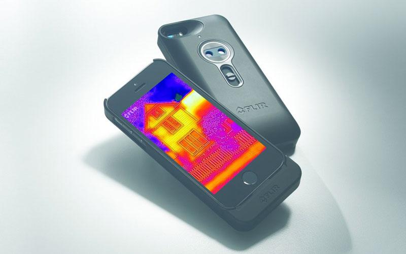FLIRone-coque-iphone-camera-thermique-infrarouge