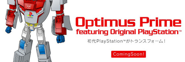 Robot-Optimus-Prime-transformer-en-Playstation