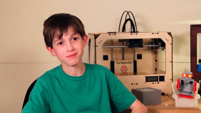thomas-suarez-inventeur-plus-rapide-imprimante-3D-au-monde