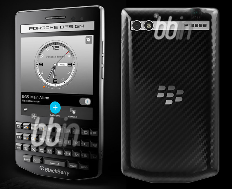 Blackberry-P9983-Porsche-Design