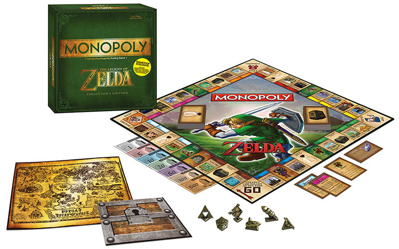 Zelda-Monopoly-Jeu-de-Plateau-Collector