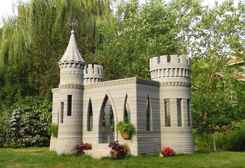 fabrication-chateau-avec-impression-3D