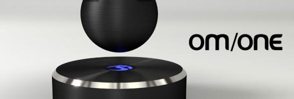 om-one-haut-parleur-bluetooth-en-levitation