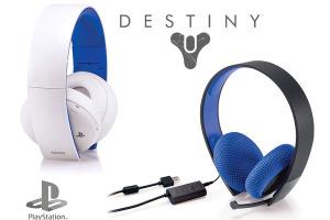 Sony-casque-micro-PS4-PS3-jeu-Destiny
