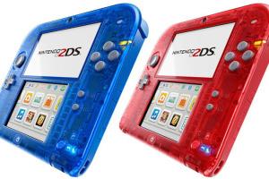 nintendo-2DS-transparente-bleu-rouge-noel-2014