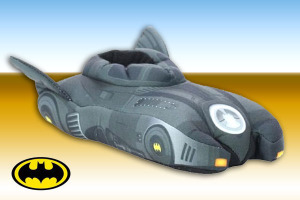 Batmobile-chaussons-batman
