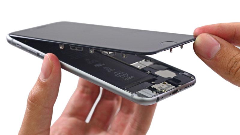 Comment Reparer Un Ecran D Iphone