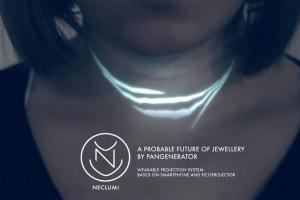 neclumi-collier-interactif-avec-picoprojecteur