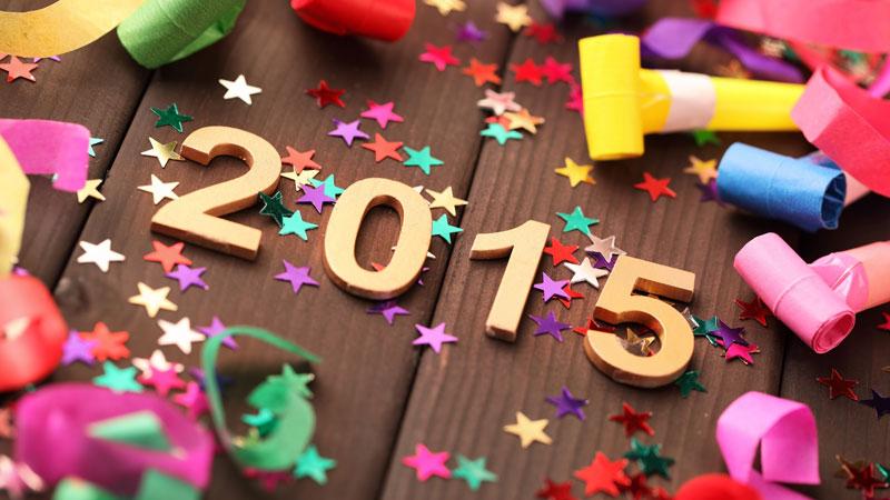 Gratuit 100 Fonds Decran Hd Pour Fêter La Bonne Année 2015