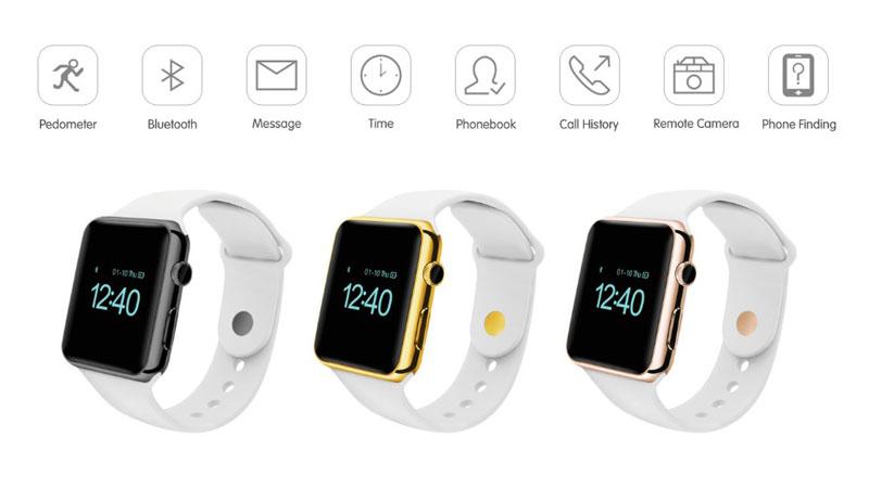 montre imitation apple watch