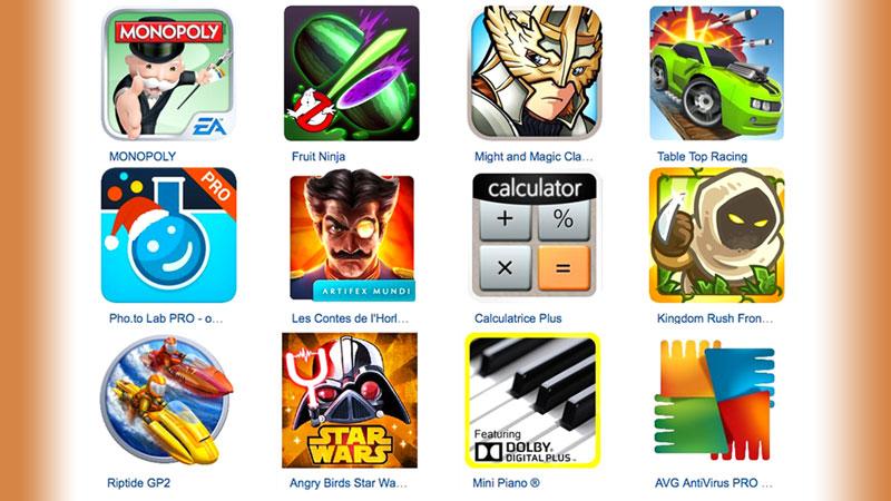 application jeux les plus telecharger