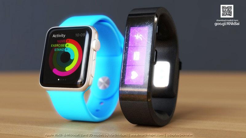 apple-watch-vs-microsoft-band-comparaison