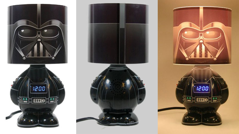 lampe de bureau star wars philips disney lampe de bureau. Black Bedroom Furniture Sets. Home Design Ideas
