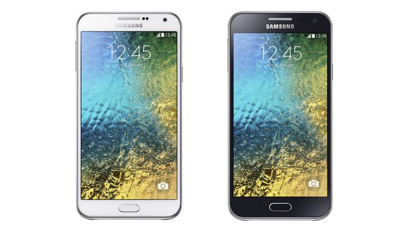 Samsung-Galaxy-E5-Galaxy-E7-Officiels