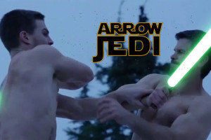 arrow-vs-star-wars-mashup-video