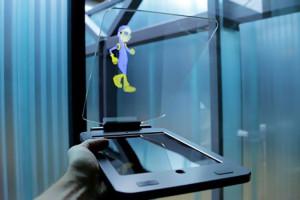 holocube-transforme-ipad-air-en-projecteur-holographique