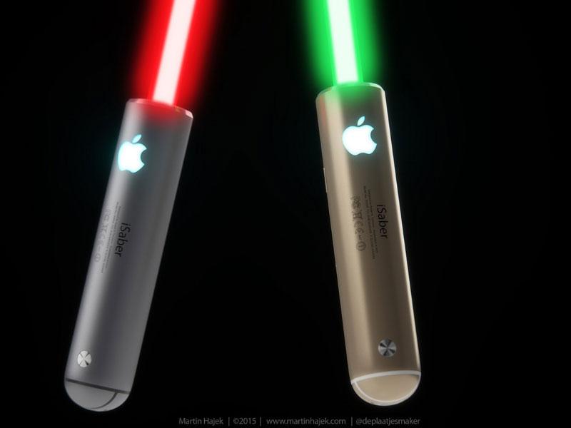 isaber-light-saber-by-apple-and-martinhayek