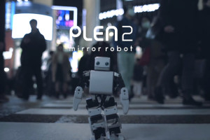 Plen2-Robot-Open-Source-en-Kit