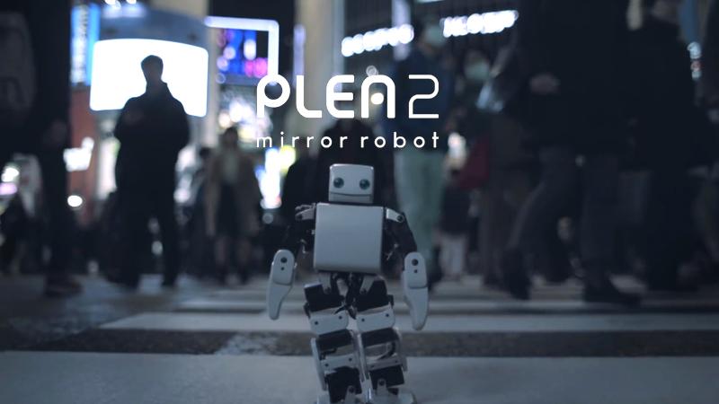 Plen2-Robot-Open-Source-en-Kit