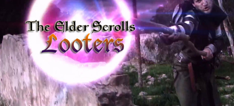 Elder-Scrolls-Looters-Fan-Film-Fury-FIngers-Video