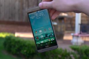 HTC-ONE-M9-Test-de-Resistance-Etancheite-Video