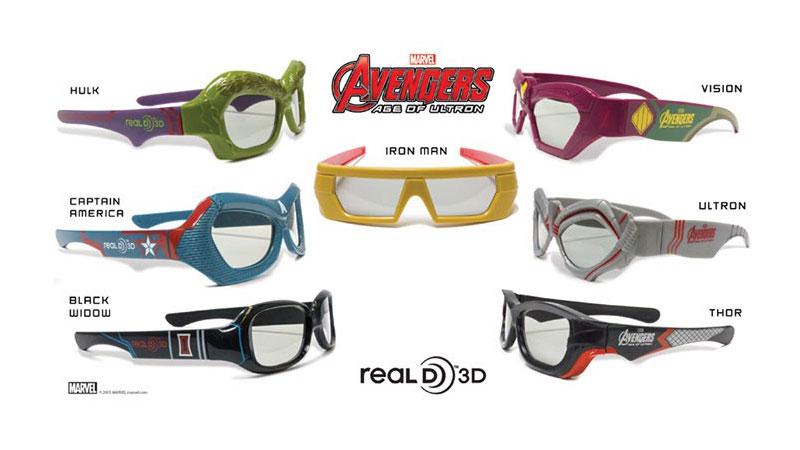 avengers-age-of-ultron-lunettes-3D-super-heros-en-vente