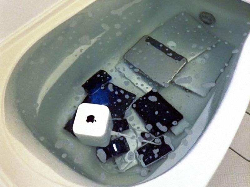 elle-jette-les-appareils-apple-de-son-ex-dans-la-baignoire