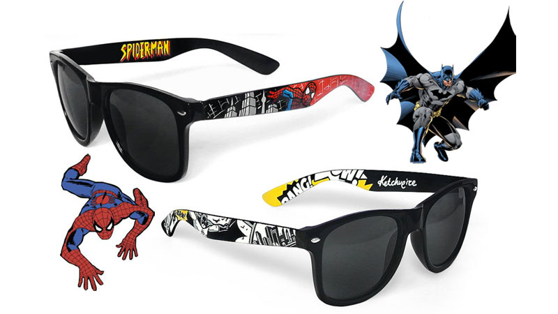 lunettes-rayban-super-heros-marvel-comics