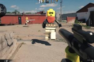 LEGO-jeu-de-tir-a-la-troisieme-personne-en-video