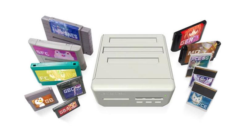 Retro-Freak-accepte-toutes-les-cartouches-de-jeux-GB-MD-SNES-SGX-PC-Engine