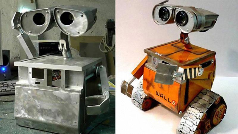 Fabrication dun robot - Comment fabriquer un robot ...