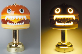 hamburger-lampe-de-bureau-collector-par-Jun-Takahashi