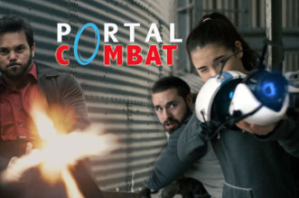 Portal-Combat-Court-Metrage-Portal-par-Ryan-Connolly