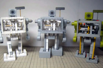 fabrication-robot-en-papier-tuto-video