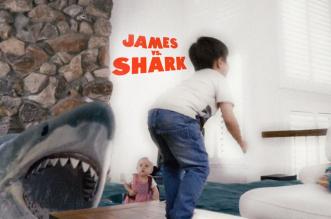 james-vs-shark-remake-dents-de-la-mer-avec-des-enfants