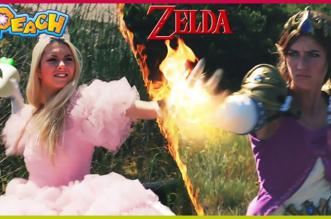 zelda-vs-peach-combat-de-princesses-in-real-life-video