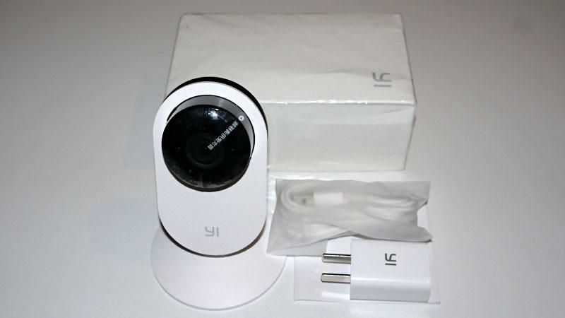 xiaomi yi test camera ip vision nocturne video
