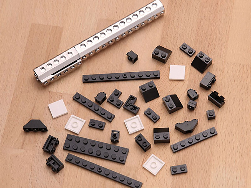stylo lego
