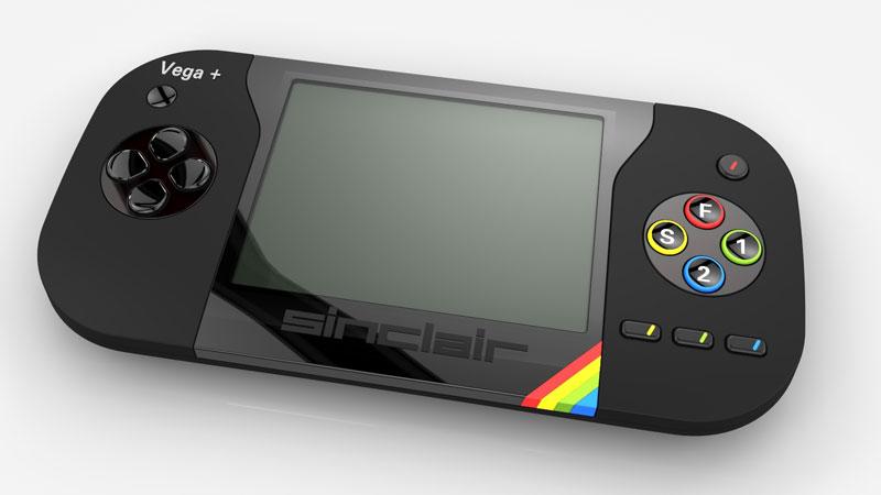 Retour Du Zx Spectrum En Console Portable Avec 1000 Jeux Pre Installes