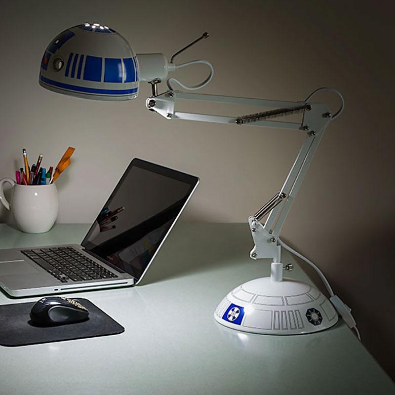 lampe de bureau geek