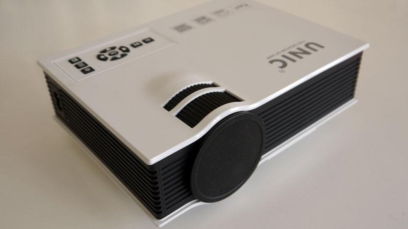 puissance video projecteur
