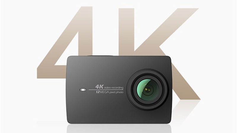 Xiaomi Yi Action Cam 4K Officiel Prix Date