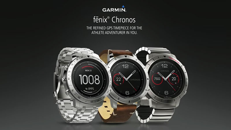 montre connectee cardio gps