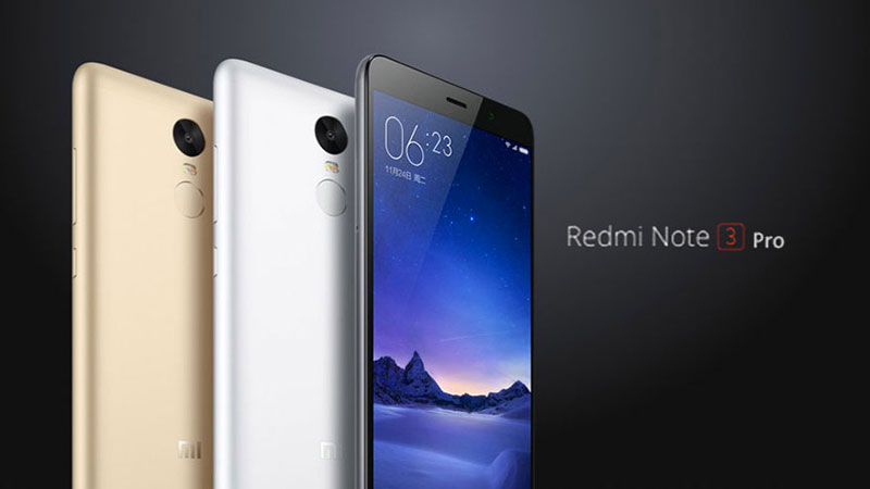 Xiaomi Redmi Note 3 Pro Promotion Coupon Reduction