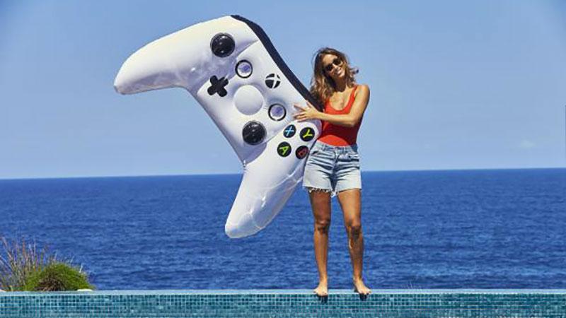 Xbox One Matelas Gonflable En Forme De Manette