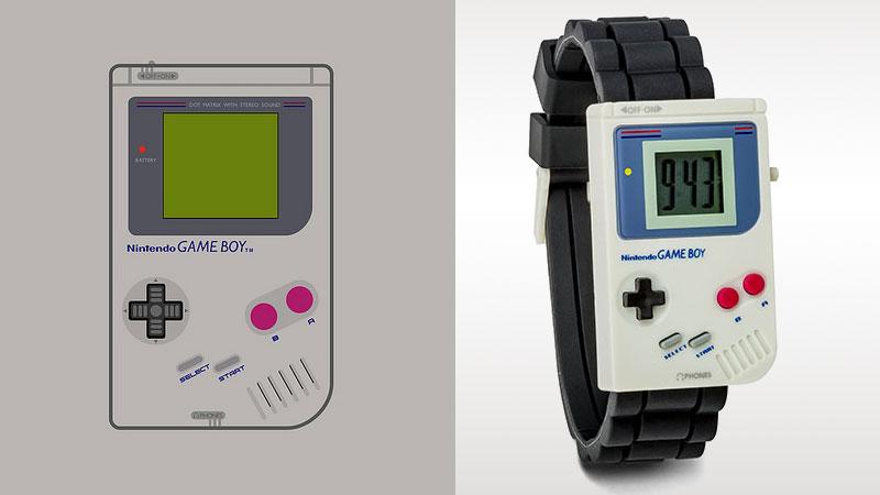gameboy,montre,geek,pas,cher