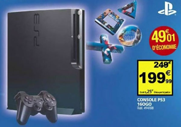 Ps3 Console Auchan