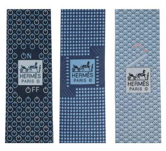 73b2f5e68f1 Hermes  Cravates Geeks et Chics (Collection 2012)