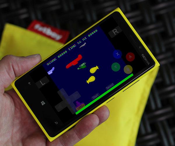 Gratuit: Emulateur Super Nintendo pour Windows Phone 8