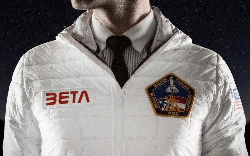 nouveau style de vie boutique officielle plus grand choix de 2019 NASA: Blouson Astronaute inspiré par la Combinaison Spatiale
